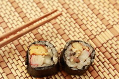 sushi royaltyfri fotografi