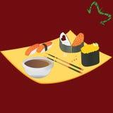 Sushi. Royalty Free Stock Photography