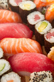 Sushi Photographie stock libre de droits