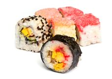 Sushi. Foto de Stock Royalty Free