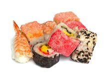 Sushi . Royalty Free Stock Images
