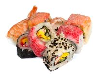 Sushi . Royalty Free Stock Photography