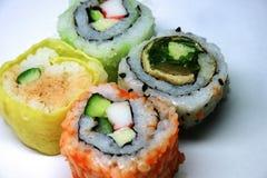 Sushi. Japanese Sushi stock photo