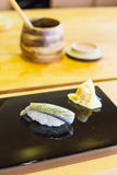 Sushi royalty-vrije stock afbeeldingen