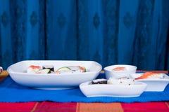 Sushi royalty-vrije stock foto's