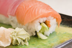 Sushi Arkivfoto