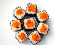 Sushi Arkivfoton