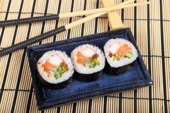 Sushi Imagen de archivo libre de regalías