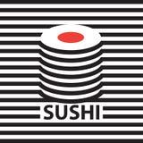 Sushi royalty-vrije illustratie