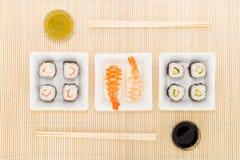 sushi Fotografia Royalty Free