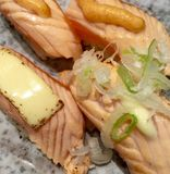 Sushi Photographie stock