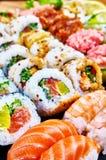 Sushi Arkivbild