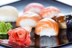 Sushi fotografia stock