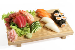 Sushi. A set Royalty Free Stock Images