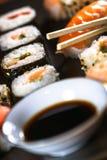 Sushi, alimento japonês, fotos de stock