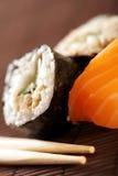 Sushi & maki fotografie stock libere da diritti