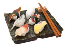 Sushi Appetizer Stock Photography