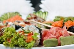 Sushi Assorted Royalty Free Stock Image