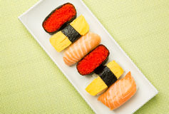 Sushi Assorted Immagine Stock