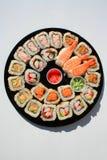 Sushi Assortment royalty free stock photos