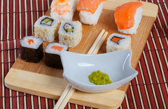 Sushi (auswahl) Stock Photography