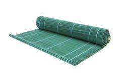 Sushi Bamboo Mat Stock Image