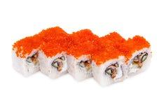 Sushi Banzay. Isolated on a white background Stock Image