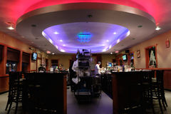 Sushi-Bar Lizenzfreies Stockbild
