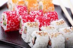Sushi bar Stock Image