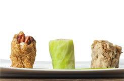 Sushi bavarois images libres de droits