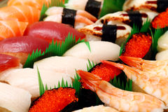 Sushi bento box Stock Photography