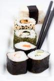 Sushi bento box Stock Photos