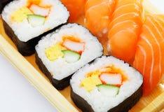 Sushi bento Royalty Free Stock Photography