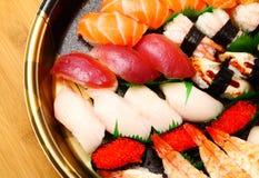 Sushi bento Kasten Lizenzfreies Stockfoto