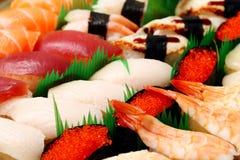 Sushi bento Kasten Stockfotografie