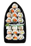 Sushi Boat Stock Photo
