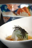 Sushi in a bowl Royalty Free Stock Photography