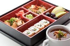 Sushi Box Stock Images