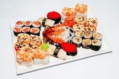 Sushi-broodje Stock Afbeeldingen