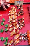 Sushi buffet Royalty Free Stock Images