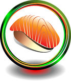 Sushi business Royalty Free Stock Photography