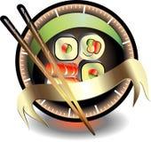 Sushi business Stock Photography