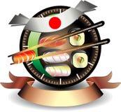 Sushi business Stock Image