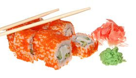 Sushi California Stock Photography