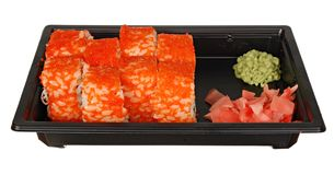 Sushi California Royalty Free Stock Photos