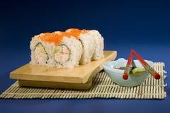 Sushi, California Roll   Royalty Free Stock Photos