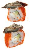 Sushi California. Stock Photo