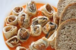 Sushi checo Fotografia de Stock