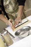 Sushi Chef Stock Photography