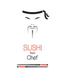 Sushi chef Stock Photos